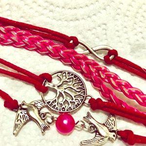 "Jewelry - Five-Strand ""Life"" Bracelet (Bundle Discount Only)"